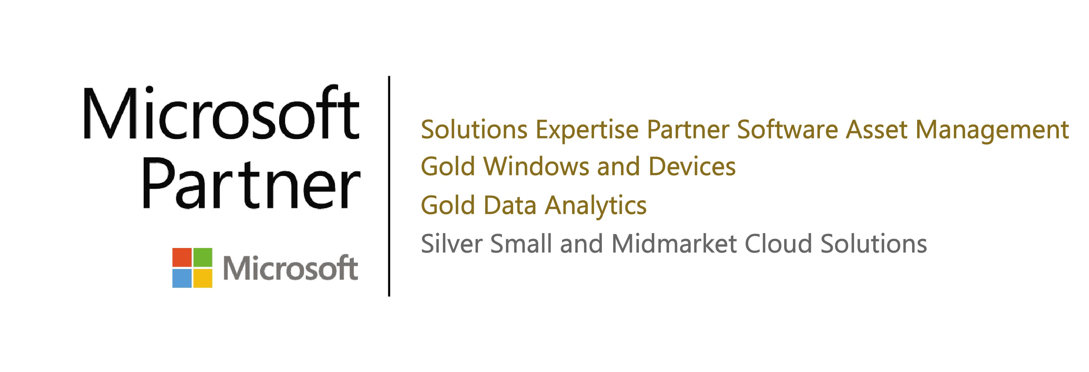 Quexcel Microsoft Gold Competency Partner